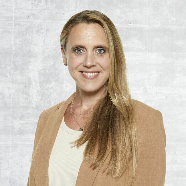 Yvonne Buchwalder